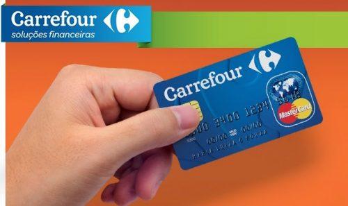 Como tirar a fatura do Cartão Carrefour?